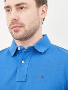 Поло Tommy Hilfiger 10474.2 L (48) Голубое - изображение 4