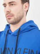 Худи Calvin Klein Jeans 10481.2 M (46) Голубое - изображение 4