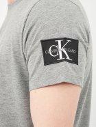 Футболка Calvin Klein Jeans 10492.3 S (44) Серая - изображение 4