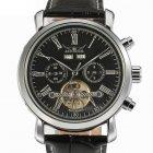 Чоловічі годинники Jaragar Silver Star - зображення 2