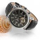 Чоловічі годинники Jaragar Silver Star - зображення 5