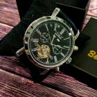 Чоловічі годинники Jaragar Silver Star - зображення 7