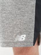 Шорты New Balance Tenacity Lightweight Knit MS11025HC XL Серые (194768601736) - изображение 7