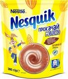 Какао-напій NESTLE NESQUIK OPTI-START швидкорозчинний 380 г (7613035702493) - зображення 1