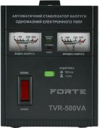 Стабилизатор напряжения Forte TVR-500VA (22648) - изображение 1
