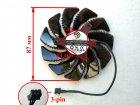 Вентилятор PowerLogic для видеокарты Gigabyte Mini ITX PLD09210S12HH (№103) - изображение 3