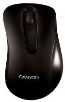 Мышь Canyon CNE-CMS2 USB Black - изображение 1