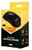 Мышь Canyon CNE-CMSW2 Wireless Black - изображение 2