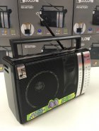 Радіоприймач всехвильовий колонка магниофон Golon RX-M70BT - зображення 2