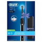 Електрична зубна щітка ORAL-B Braun Pro 750 Black (4210201219224) - зображення 2