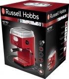 Кофеварка эспрессо Russell Hobbs 28250-56 Retro - изображение 13