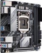Материнская плата Asus Prime B460I-Plus (s1200, Intel B460, PCI-Ex16) - изображение 2