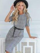 Платье New Fashion 385 42 Серое (2000000491936) - изображение 3
