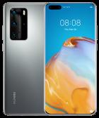 Мобильный телефон Huawei P40 Pro 8/256GB Silver Frost Slim Box - изображение 1