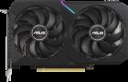 Asus PCI-Ex GeForce RTX 3060 Dual OC 12GB GDDR6 (192bit) (1867/15000) (1 x HDMI, 3 x DisplayPort) (DUAL-RTX3060-O12G) - изображение 1