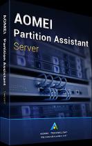 Системная утилита AOMEI Partition Assistant Server (1 сервер), пожизненные обновления (PAS-01) - изображение 1