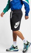 Шорты Nike M Nsw He Short Ft Alumni AR2375-010 S (884726553695) - изображение 1