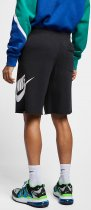 Шорты Nike M Nsw He Short Ft Alumni AR2375-010 S (884726553695) - изображение 3