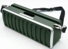 Портативная Bluetooth колонка SPS X11S LCD, зеленая - изображение 3