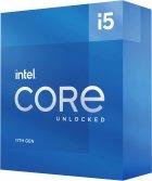 Процесор Intel Core i5-11600K 3.9 GHz / 12 MB (BX8070811600K) s1200 BOX - зображення 1