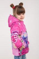 Куртка демисезонная Барбос с принтом Май Литл Пони 104 - изображение 2