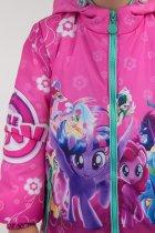Куртка демисезонная Барбос с принтом Май Литл Пони 104 - изображение 4