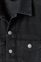 Джинсова куртка H&M 7356001-ACXD 32 Синя (3000003062415) - зображення 2