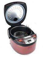 Мультиварка пароварка фритюрница BITEK 6 литров медленноварка 1500 Вт лучшая домашняя мощная помощница на кухне BT00033B - изображение 2