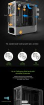 Корпус GameMax Panda Black - изображение 18