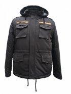 Куртка Season Милитари 52 Серая (М-65) - изображение 1