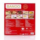 Мультиварка з йогуртницей Banoo BN-7002 48 програм 6 л 1500 Вт (par_BN 7002) - зображення 3