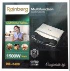 Гриль електричний притискної Rainberg RB-5406 1500 Вт (par_RB 5406) - зображення 6