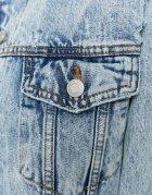 Джинсовая куртка Tally Weijl SJADEBOXY-EHBL L (7612959111558) - изображение 6