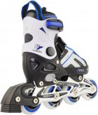 Роликовые коньки раздвижные Action Arlo размер 37-40 Blue (PW-126B-79/Blue/37-40) - изображение 3