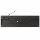 Профессиональная проводная игровая клавиатура с RGB подсветкой Atlanfa AT-6300 (6300) - изображение 6