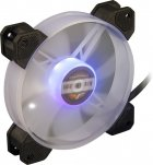 Кулер Frime Iris LED Fan Mid RGB HUB (FLF-HB120MRGBHUB8) - зображення 2