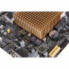 Материнська плата ASUS J1800I-C (FCBGA1170, Intel Celeron J1800 2х2.41 ГГц, 2xDDR3L-1333 МГц, аудіо 7.1, Mini-ITX) - зображення 3
