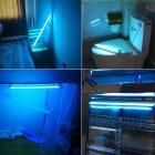 Бактерицидный УФ светильник 8Вт 30см G13 Optima - изображение 8