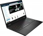 Ноутбук HP Omen 15-ek0027ur (2G4D0EA) Black - зображення 2