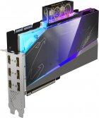 Gigabyte PCI-Ex GeForce RTX 3090 Aorus Xtreme Waterforce WB 24GB GDDR6X (384bit) (1785/19500) (3 х HDMI, 3 x DisplayPort) (GV-N3090AORUSX WB-24GD) - зображення 4