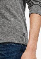 Лонгслив s.Oliver 2061634.9730 S Серый - изображение 6