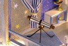 Румбокс 3D-конструктор DIY House дом для самостоятельной сборки Dream of starry sky (30113) - изображение 4