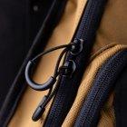 Тактическая сумка-кобура для скрытого ношения Scout Tactical EDC «Tac-box» Cyot-black - изображение 17