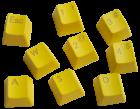 Клавиатура проводная Hator Rockfall USB Mechanical Red UA (HTK-606) - изображение 8