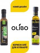 Масло из семян кунжута Olibo 250 мл (4820184310063) - изображение 3