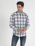 Рубашка Colin's CL1052203FGR L Light Green (8682240564485) - изображение 1