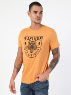Футболка Colin's CL1046940YLS L Safran Yellow (8682240265726) - изображение 1