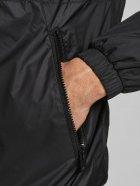 Ветровка Jack & Jones JJHUNTER LIGHT JACKET COLLAR L Черный 12184357 Black - изображение 5