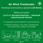Автоматический освежитель воздуха Air Wick Freshmatic Life Scents многослойный Сказочный сад 250 мл (5900627062939_ 5900627066173) - изображение 3