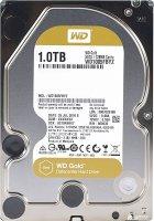 """Жорсткий диск Western Digital Gold 1TB 7200rpm 128MB WD1005FBYZ 3.5"""" SATA III - зображення 1"""
